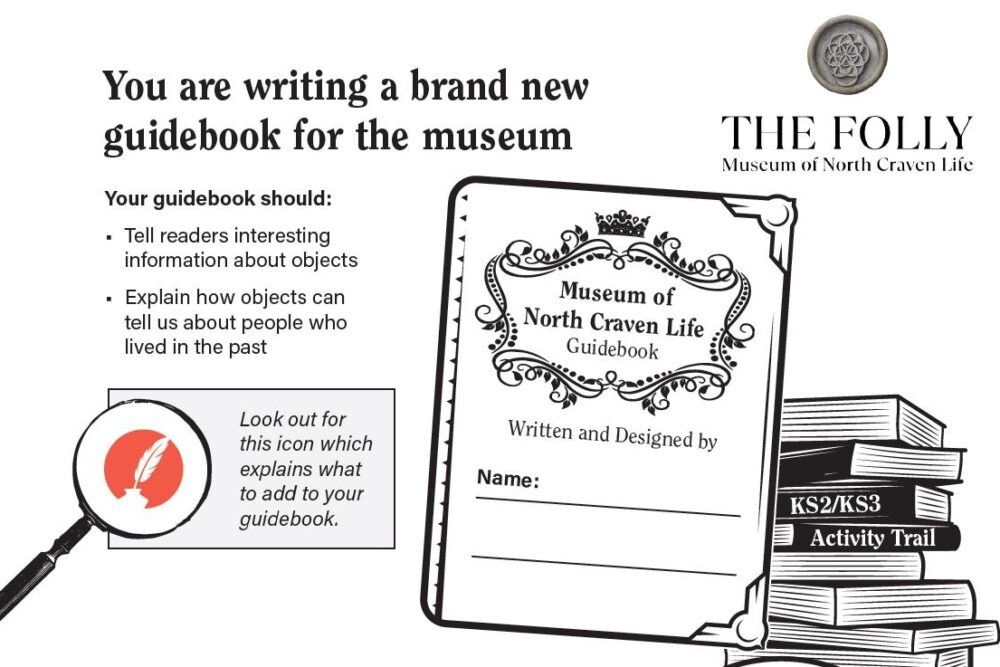 Screenshot of the front page of the museum worksheet