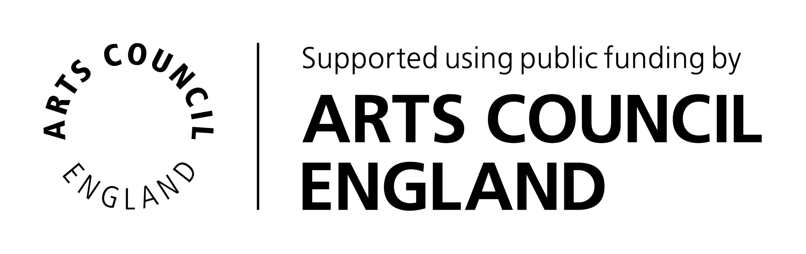 Logo for the Arts Council